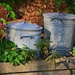 Τι να κάνεις για να μη μυρίζουν τα σκουπίδια