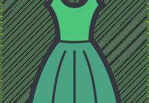 Δεν φαντάζεσαι με τι υλικό έφτιαξε το φόρεμα!