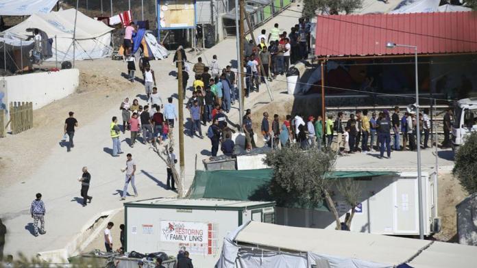 Μόρια: Αιματηρή συμπλοκή μεταξύ ανήλικων προσφύγων