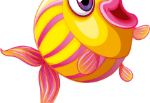 Η ψαριά έβγαλε ψάρι με δύο στόματα!