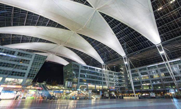 Το Αεροδρόμιο του Μονάχου υποχρεώθηκε να ματαιώσει περίπου 130 πτήσεις