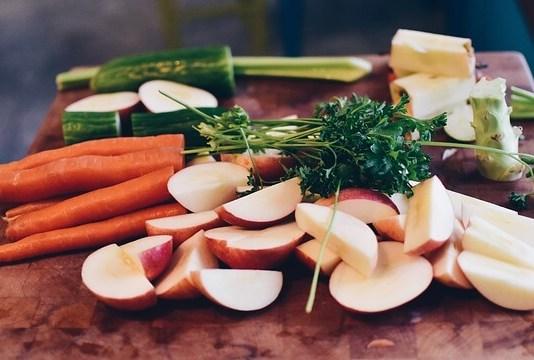 Φρούτα και λαχανικά - η ασπίδα του οργανισμού