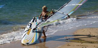 Windsurfer ετών 81