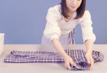 Μάθε πως να διπλώνεις σωστά το πουκάμισο