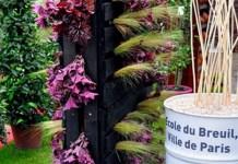 21 κάθετοι κήποι από παλέτα