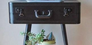 17 απίθανες κατασκευές με παλιές βαλίτσες