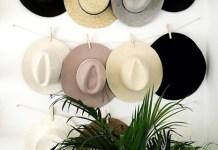 Οργανώστε τα καπέλα - έξυπνες λύσεις