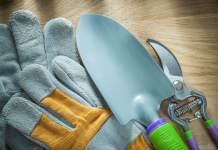 Μικρά εργαλεία κήπου - συντήρηση