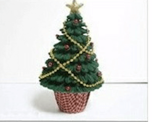 Φτιάξτε ένα διακοσμητικό δεντράκι χριστουγέννων