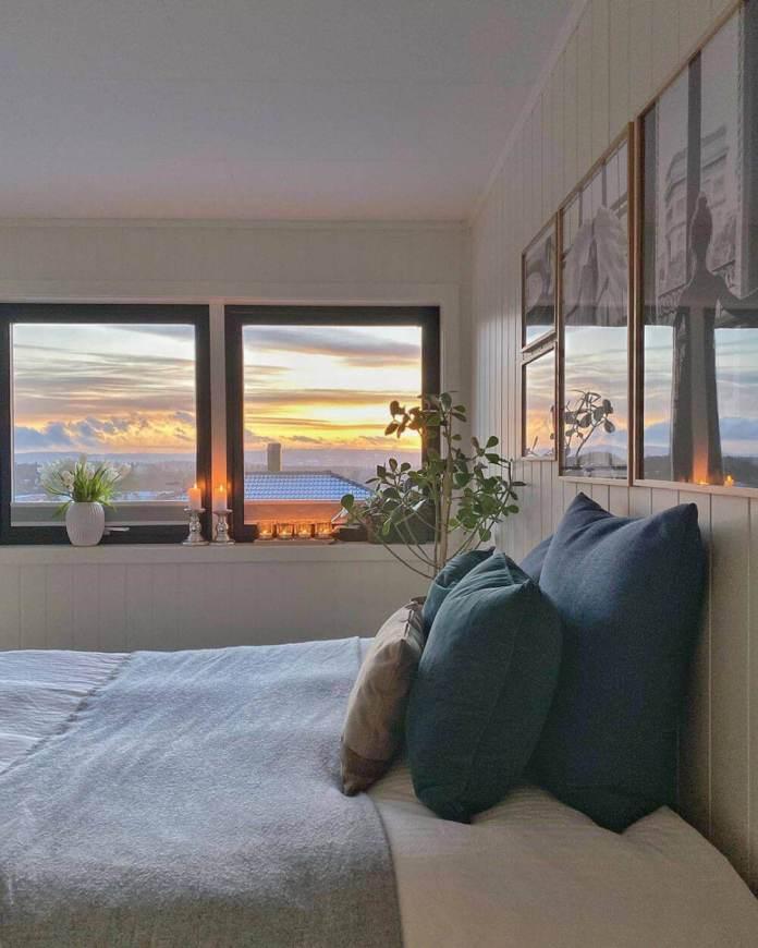 3 όμορφα υπνοδωμάτια