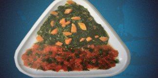 Σπανάκι με μάραθο & τομάτα