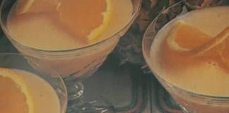 Ζελέ πορτοκάλι & ανανά / συνταγή διαίτης