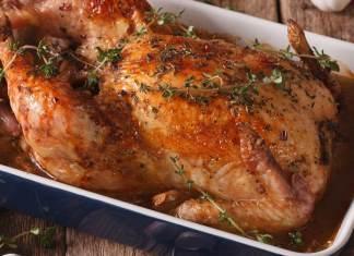 Πως θα νοστιμίσει το κοτόπουλο φούρνου