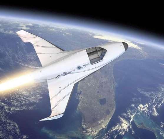 Photo © Xcor Aerospace