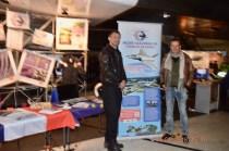 David et François Rallet, ancien pilote de chasse,: il a été présentateur du Mirage 2000, a fait partie de l'EVAA et pilote des avions d'affaire. Il a été sacré vice-champion du monde de voltige l'an dernier en Afrique du Sud,; il est aussi champion du monde par équipe, avec l'équipe de France (merci David).