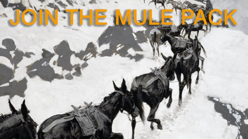 Join the Mule Pack