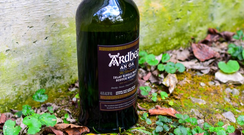 Ardbeg An Oa Review