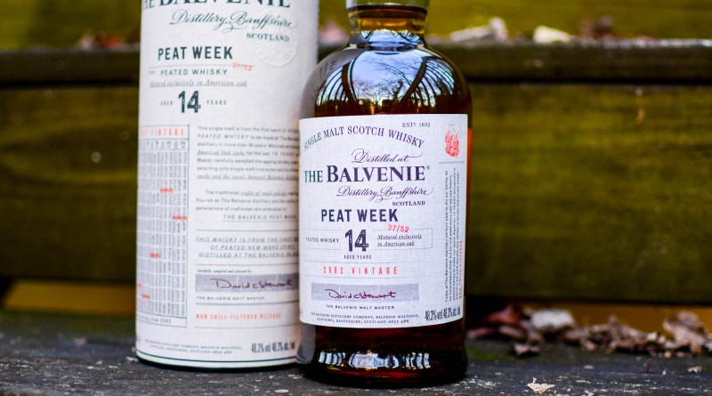 Balvenie Peat Week Review