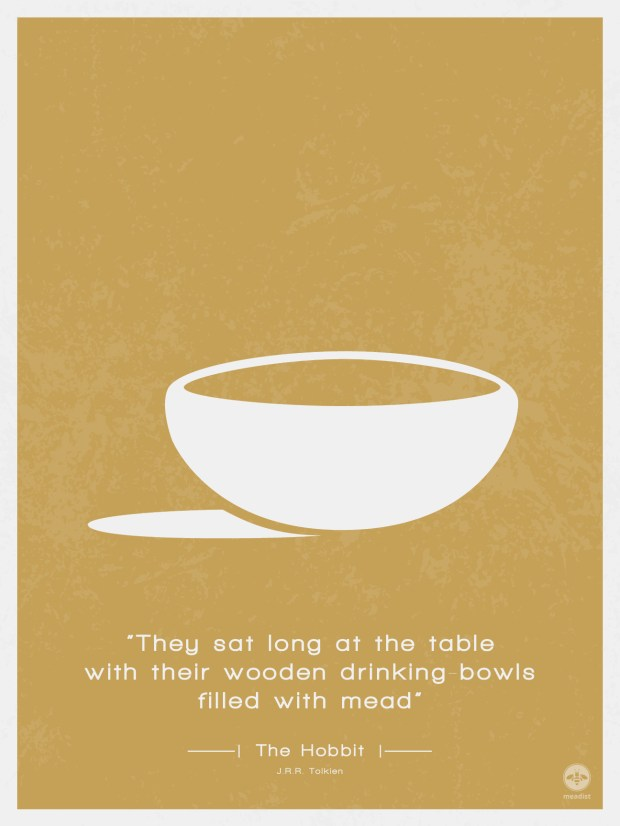Hobbit Mead Quote