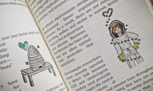 Celebrated story of honey wine book illustrations