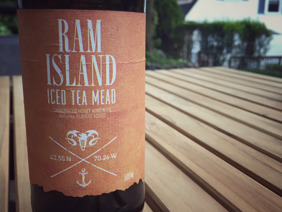 HoneyyMaker Iced Tea Mead Rating