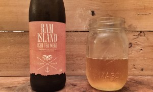 Ram Island Iced Tea Mead Review
