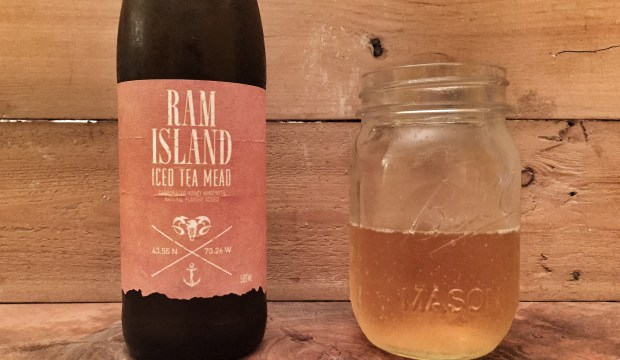 Ram Island Iced Tea Mead Review
