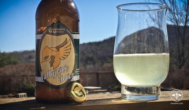 Vermont Mead Groennfell Meadery Valkyries Choice