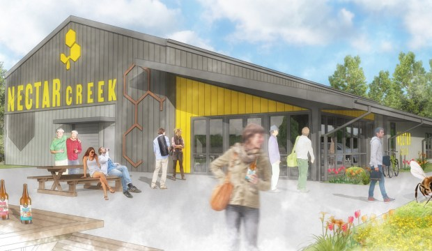Nectar Creek New Building