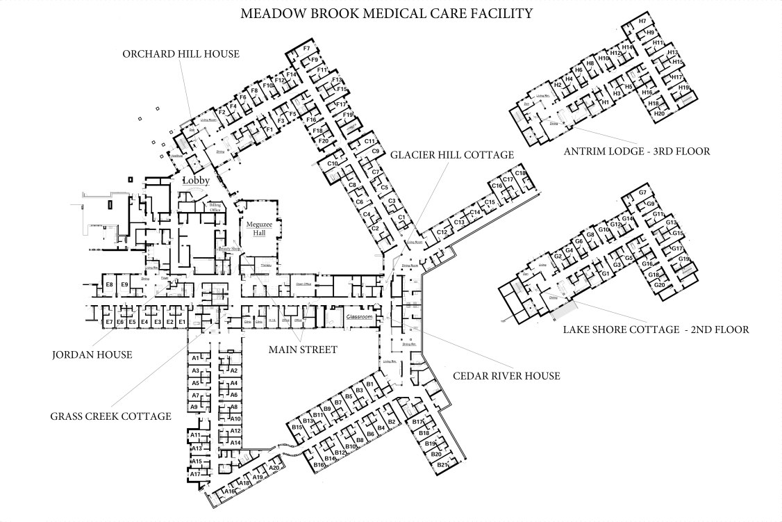 G:Meadow Brook Medical Care Facility 4-0437.01