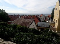 A view of Visby