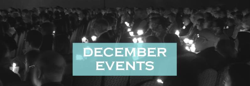 December 2016 Events
