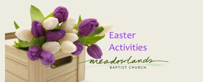 Easter Bulletin April 21, 2019