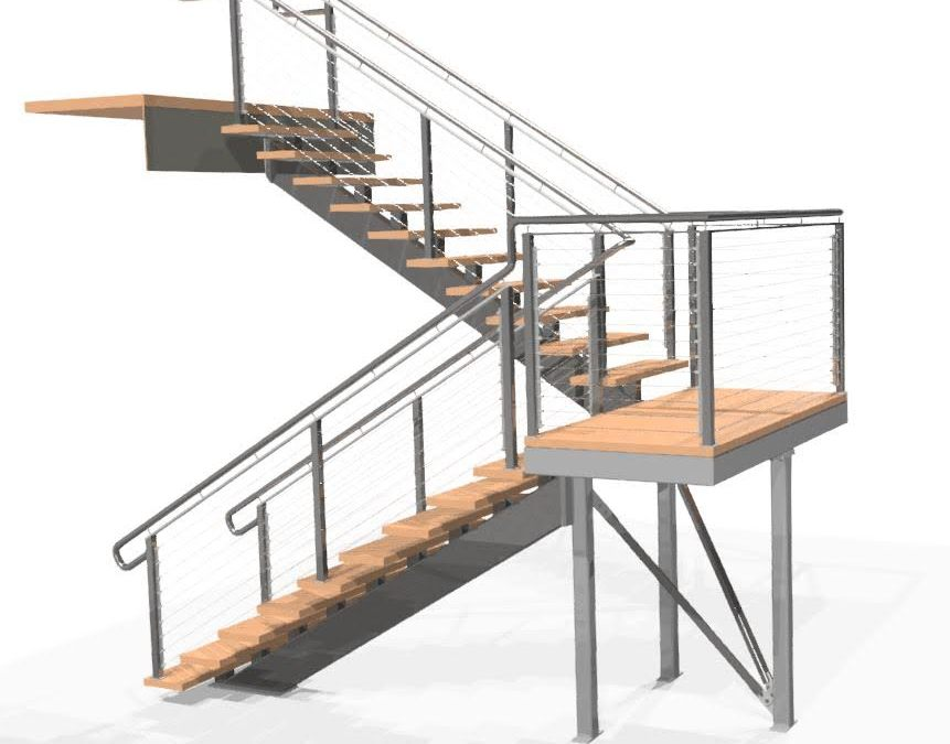 Adding Design to Our Engineering Safety for Stairs