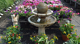 Concrete Fountains on sale