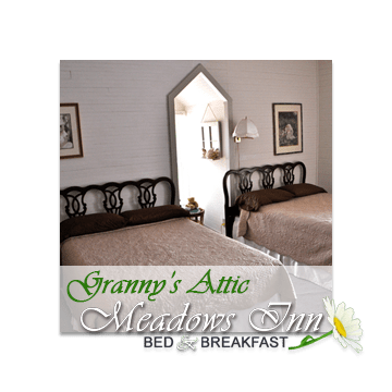 Meadows Inn, New Bern, NC, Granny's Attic