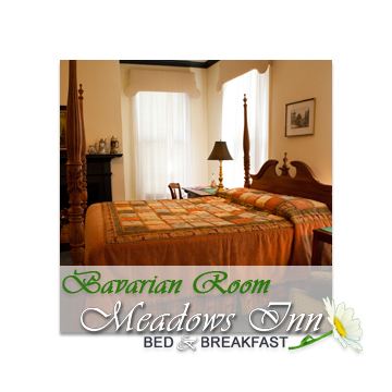 Meadows Inn New Bern NC, Bavarian Room