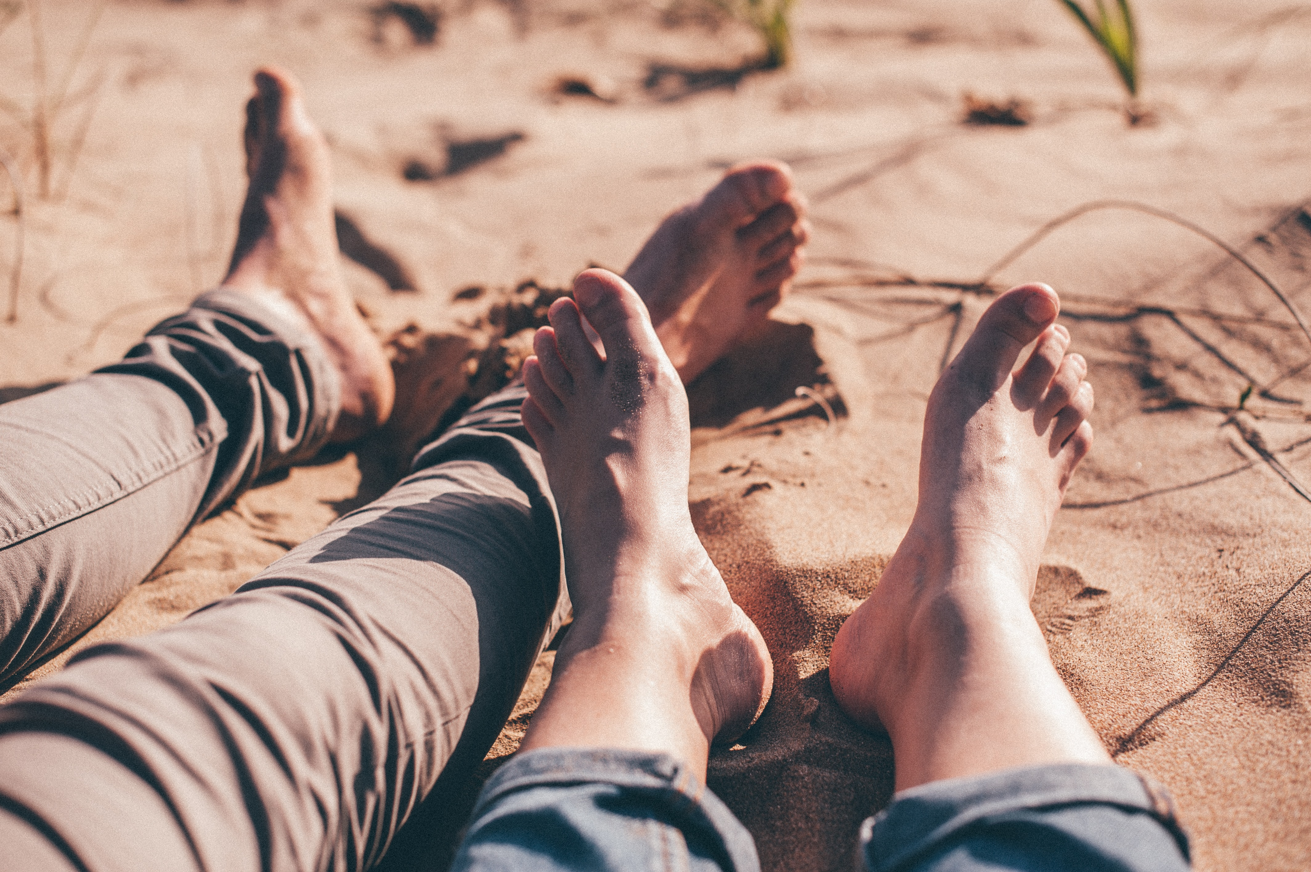 WHY SOMETIMES IT'S BETTER TO GET HELP WITH FOOT CARE