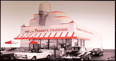 Freddy's Frozen Custard and Steakburger