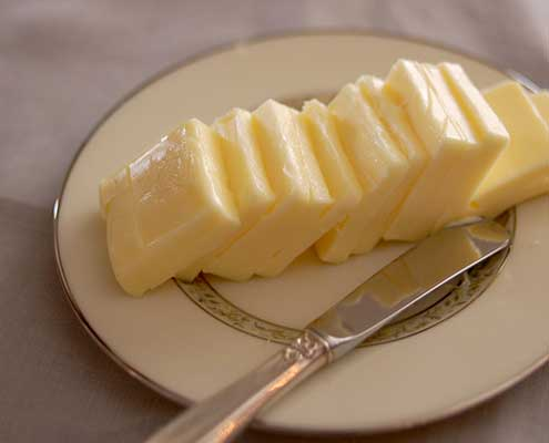 butter for ice cream