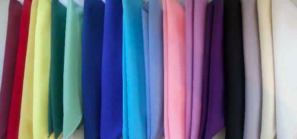 Meadowval Party Rentals Linen Rental Colours