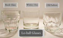 Glassware Rentals - Lo-Ball Glasses