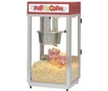 Equipment and Supply Rentals - popcorn machine