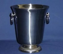 Serving Equipment Rentals - Ice Bucket With Tongs