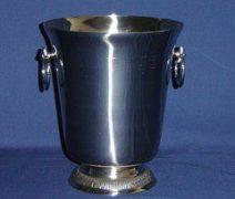 Serving Equipment Rentals - Ice Bucket With Tongs