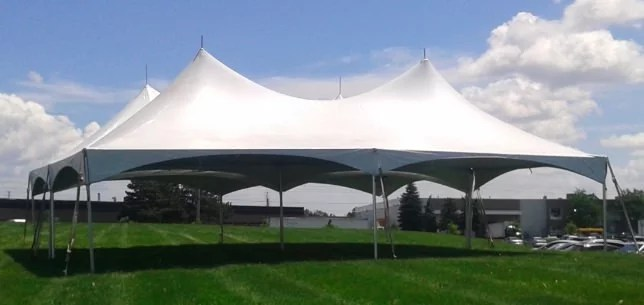 Tent Rental in Mississauga at Booth Centennial