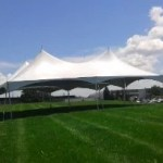 Mississauga tent rental - Booth Centennial