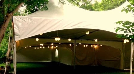 Tent rentals Brampton delivery available