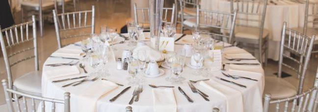 Tableware Rentals