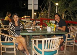 Meads in Bali Holiday with us for Good Food Great Friends